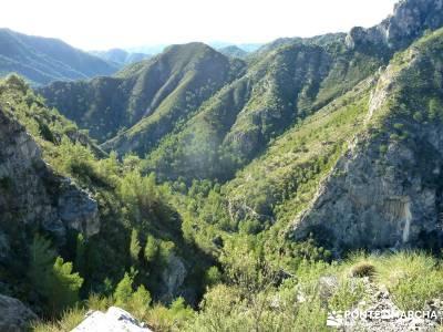 Axarquía- Sierras de Tejeda, Almijara y Alhama; fotos senderismo; club montañismo madrid